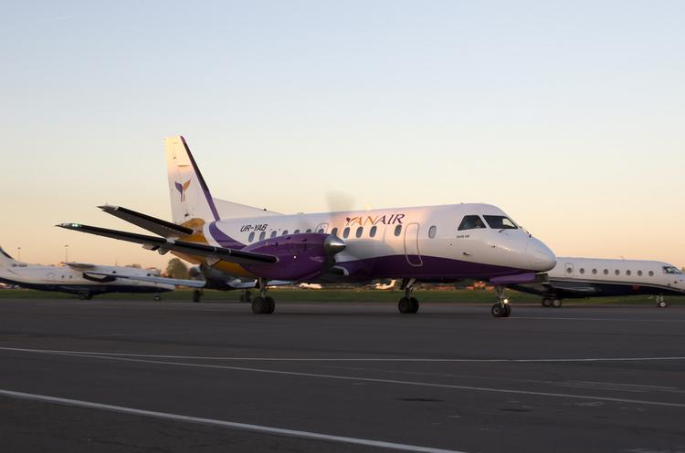 YanAir літатиме з Житомира до Батумі вже влітку