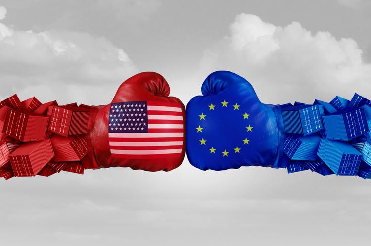 Країни Євросоюзу підтримали введення мит на товари з США