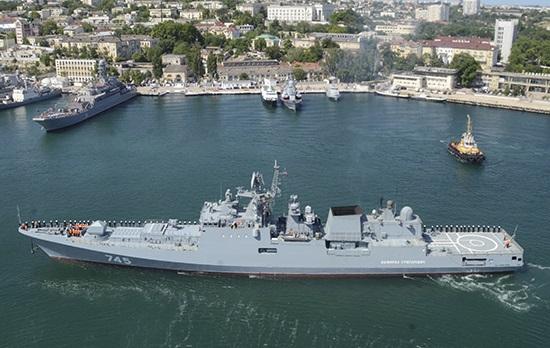 РФ привела Чорноморський флот в стан підвищеної готовності через страх провокацій від України – Reuters