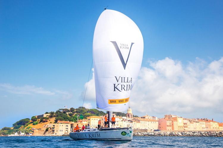 Яхта VillaKrim лідирує у парусній регаті GiragliaRolexCup 2018