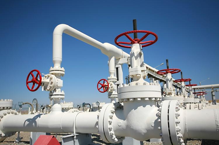 Україна в першому півріччі знизила імпорт газу на 37%