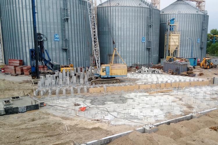 Український «Нібулон» має намір інвестувати в будівництво зерносховищ в Єгипті $2 млрд