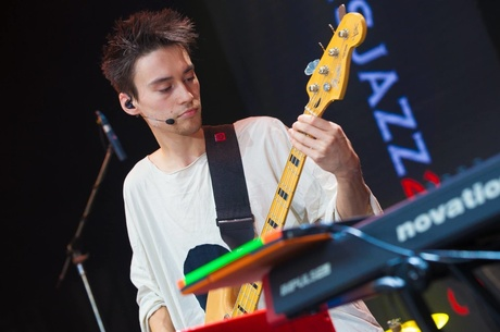 Джейкоб Колльєр: «Натхненням для музики служить власне життя того, хто виходить на сцену»