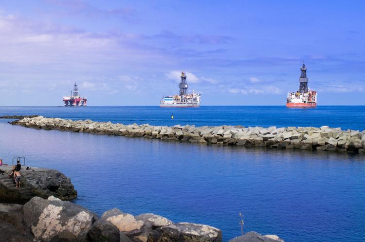 Україна розпочинає пошук нафти в Чорному морі