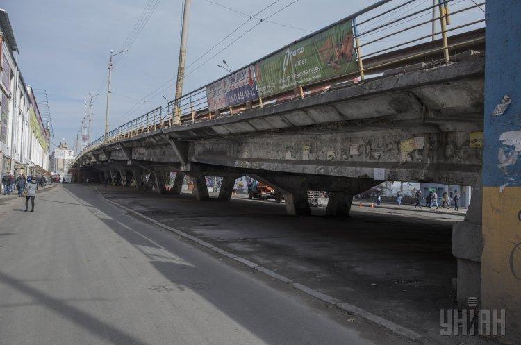 Розв'язка на Шулявці у Києві буде така, як скаже КМДА