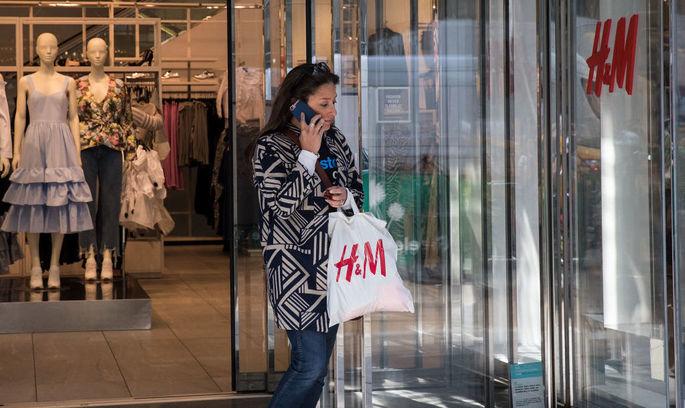 Перший український магазин H&M відкриється 18 серпня