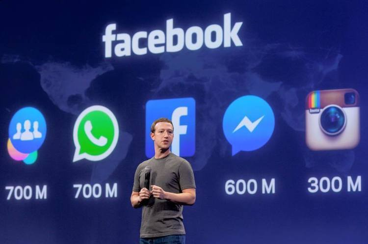 Facebook оштрафували на 500 000 фунтів за зв'язок із Cambridge Analytica