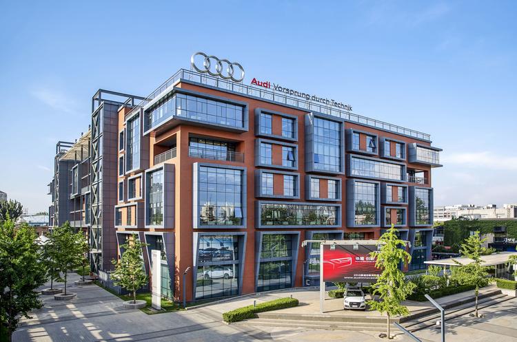 Audi та Huawei разом працюватимуть над технологіями під'єднаних авто
