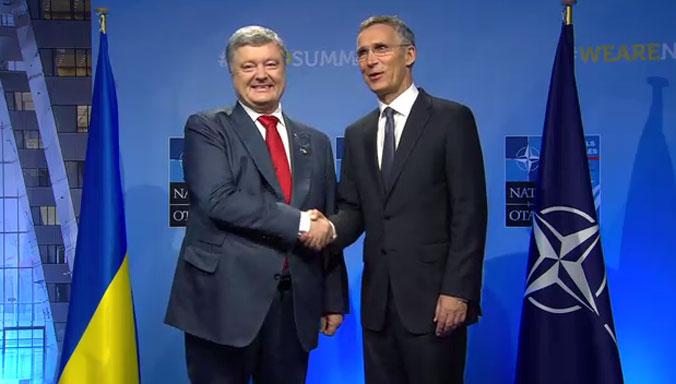 Столтенберг: «Жодна з країн НАТО не визнає Крим російським»