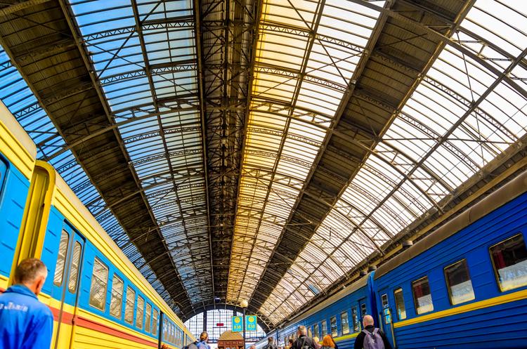 Кількість пасажирів, які подорожують до країн ЄС поїздом, зросла вдвічі