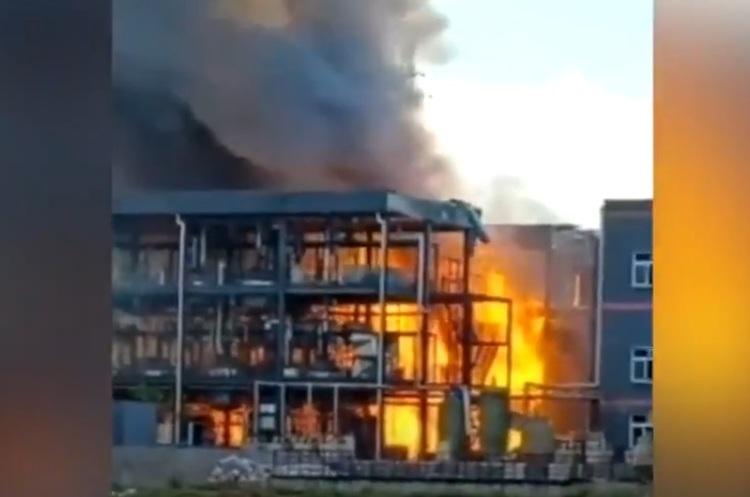 Через вибух на хімічному заводі в Китаї загнуло 19 людей