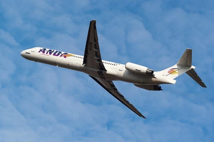 Літак за рейсом Київ – Анталія здійснив вимушену посадку в аеропорту Бориспіль