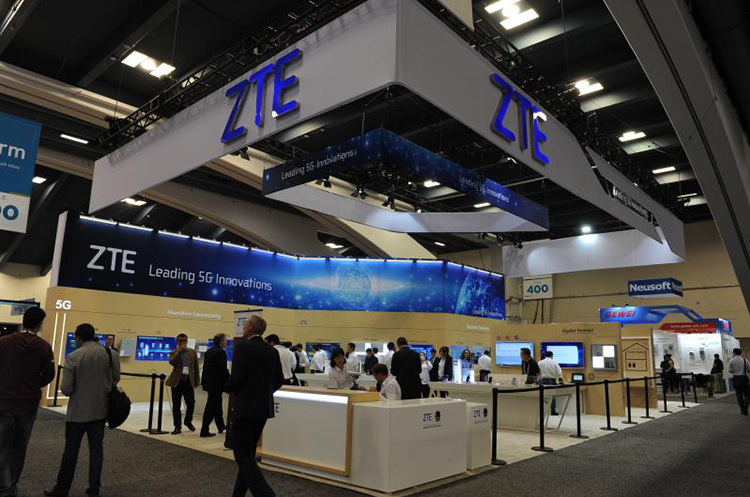 США зняли заборону з китайської ZTE