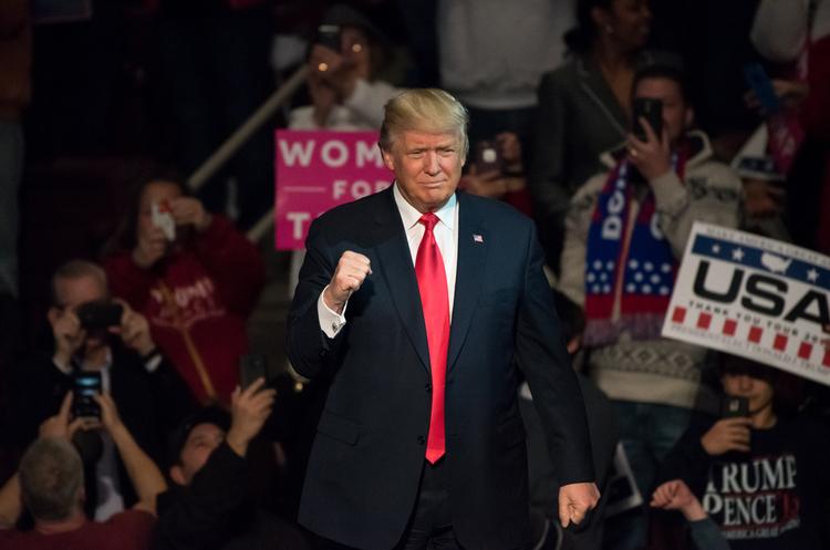 Трамп повідомив про намір балотуватись в президенти США в 2020 році