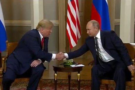 Путін з Трампом поговорили про Крим та транзит газу з Україною