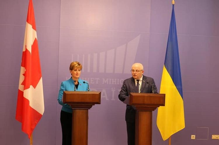 Канада виділить $30 млн на підтримку підприємництва і жінок-підприємців в Україні