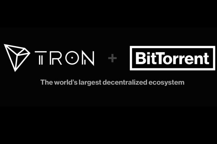 Блокчейн-платформа TRON підтвердила придбання сервісу BitTorrent