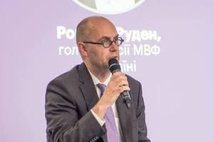 Рон ван Руден:  «Україні не слід надто покладатися на гроші від МВФ, ЄС і Світового банку»