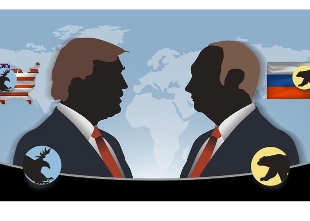 Трамп відклав зустріч із Путіним на час, коли закінчиться «полювання на «російських відьом»