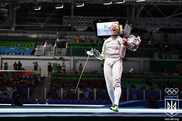 Українка Ольга Харлан втретє виборола Кубок світу з фехтування