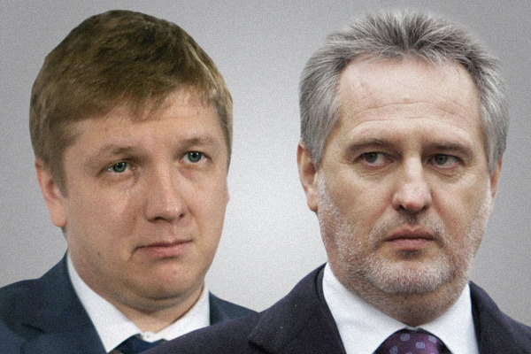 Розвідка боєм: що не поділили «Нафтогаз» і Дмитро Фірташ
