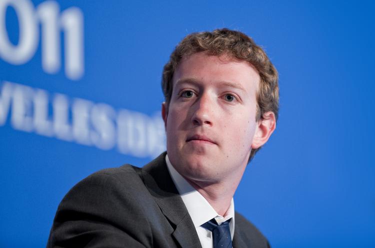 Цукерберг вилетів із трійки найбагатших людей світу через обвал акцій Facebook