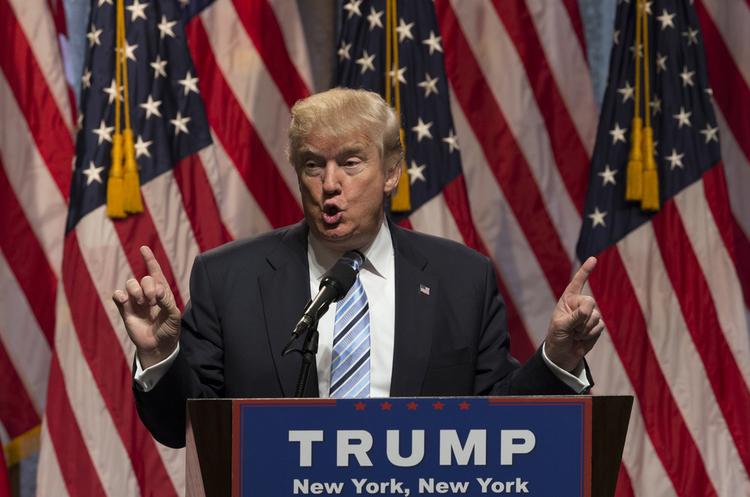 Трамп погрожує уряду «шатдауном», якщо не будуть виконані його умови