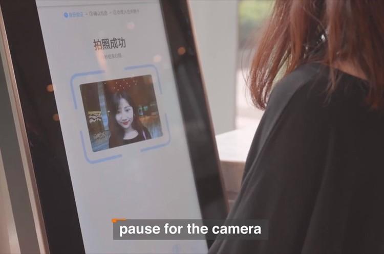 Alibaba створив спосіб реєстрації у готелях за допомогою технології розпізнавання обличчя (ВІДЕО)