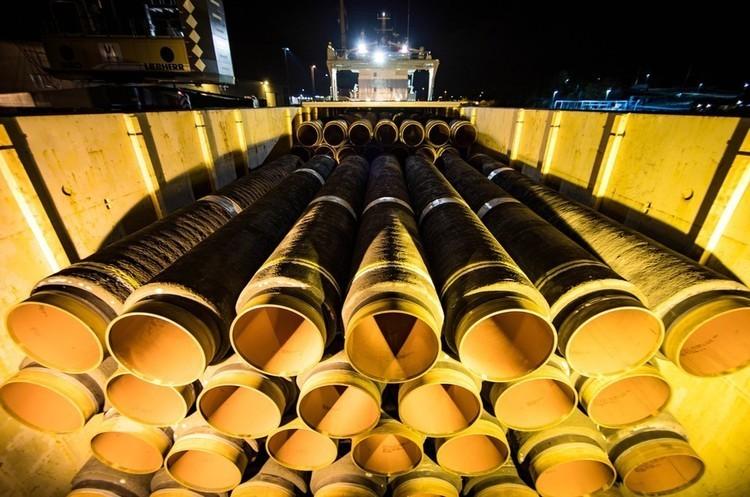 Nord Stream 2 розробила альтернативний маршрут трубопровода в обхід Данії
