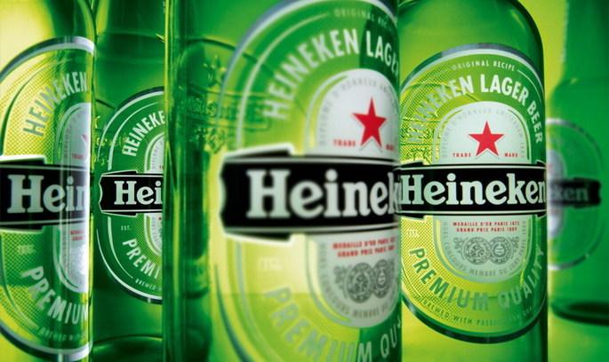 Heinеken купує частку в китайського виробника пива за $3,1 млрд