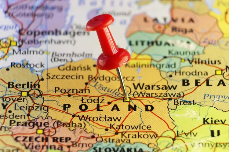 Українці за перші півроку 2018-го переказали з Польщі майже 3 млрд злотих