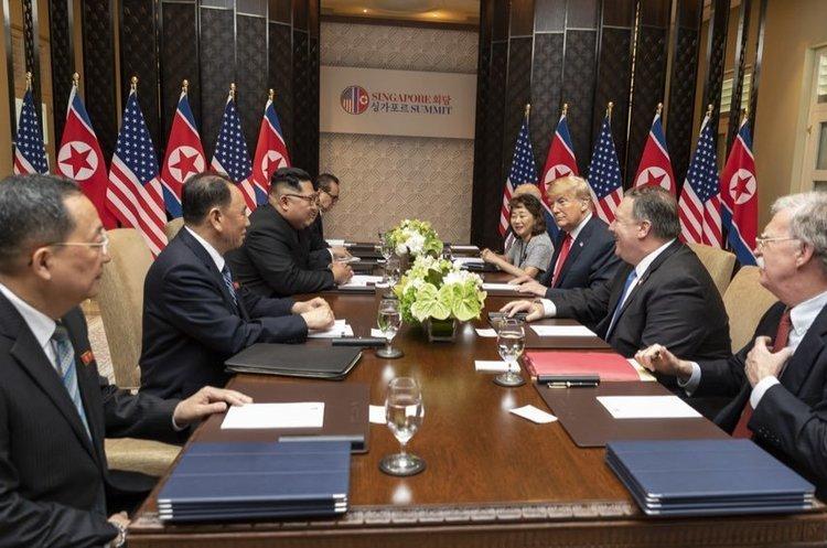 КНДР обурена тим, що США не знімають санкції попри її «жести доброї волі»