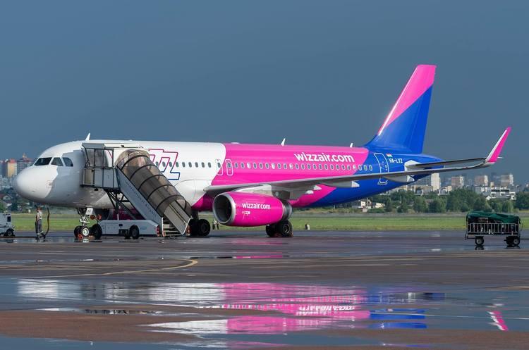 Wizz Air запускає нові рейси з України в Польщу, Словаччину та Литву