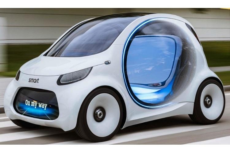Daimler планує випускати електрифіковані «мікрокари» Smart в Китаї