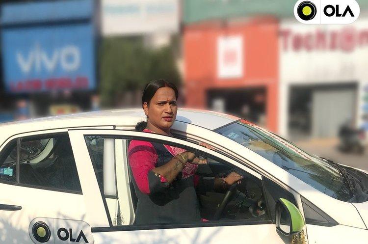 Індійський конкурент Uber, компанія Ola, прямує до Великобританії