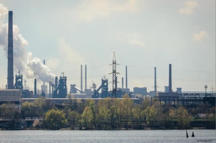 ДМЗ Ярославського збільшив виробництво прокату на 11%