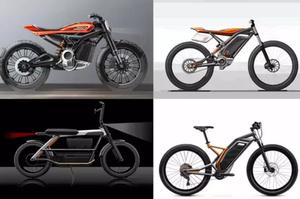 Harley Davidson запускає цілу лінійку електромотоциклів