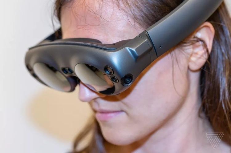 Окуляри доповненої реальності Magic Leap One надійшли в продаж