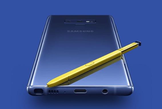 Більше пам'яті і новий стилус: Samsung  представив Galaxy Note 9