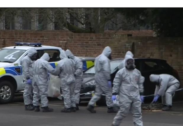 Поліція Великобританії розповіла, скільки витратила на розслідування отруєнь «Новичком»