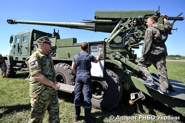 В української армії з'явилася потужна зброя, якої немає в Росії