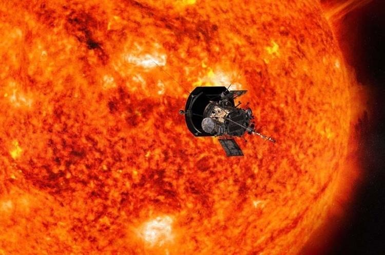 NASA успішно запустило зонд Parker до Сонця
