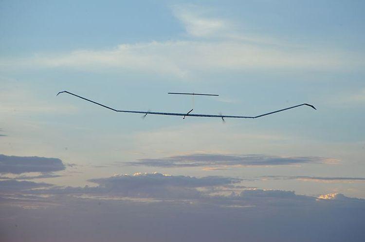 26 днів у небі: безпілотник Airbus побив світовий рекорд за тривалістю польоту