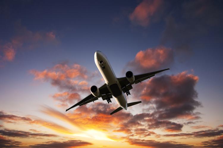 «Роза вітрів» стала найбільш пунктуальною авіакомпанією, виконавши 91% рейсів вчасно