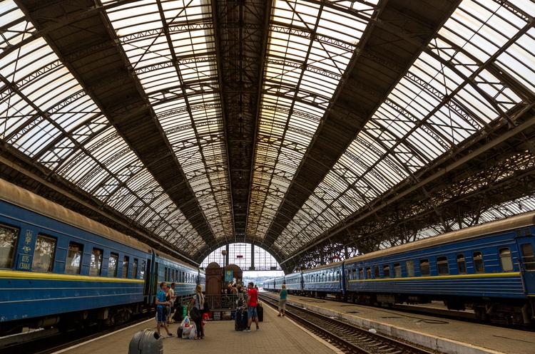 У липні пасажиропотік на швидкісних поїздах «Укрзалізниці» став найбільшим з 2012 року