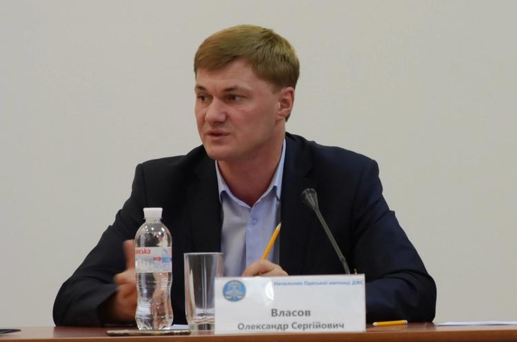 Продан усунув голову Одеської митниці від посади