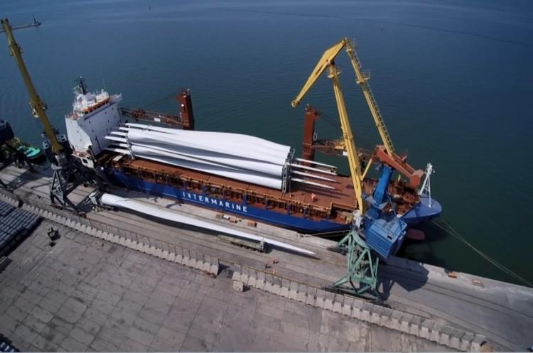 Німецькі банки надали ДТЕКу 90 млн євро для будівництва Приморської ВЕС