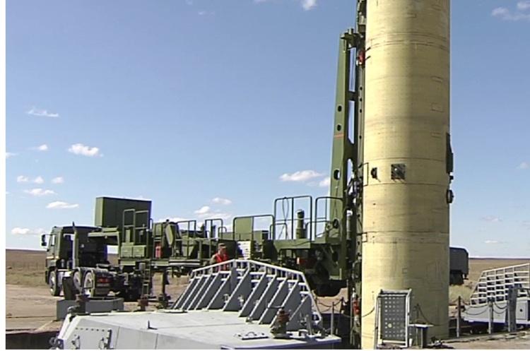 У Росії провели випробування нової ракети ПРО