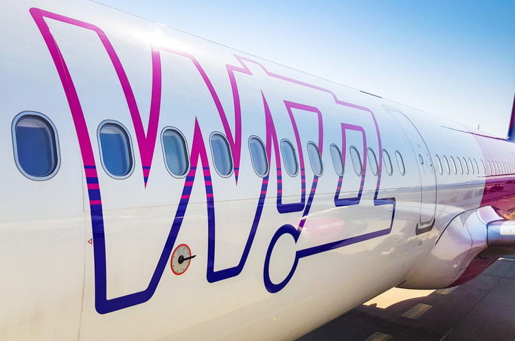 WizzAir відкрив нові рейси з Києва та Львова
