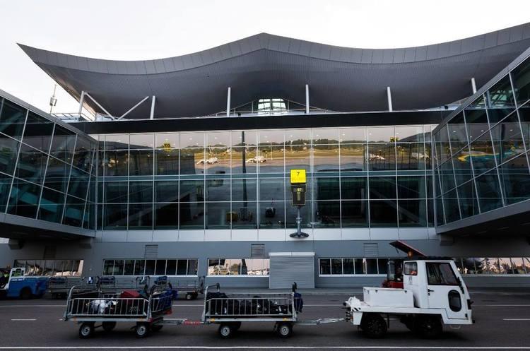 Бориспіль розширив зону видачі багажу внутрішніх рейсів (ВІДЕО)